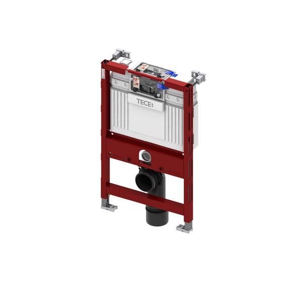 Модуль для установки унитаза (h=820 мм) фронт./горизонт. TECE 9300001